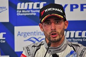 WTCC Vista previa López espera una carrera complicada