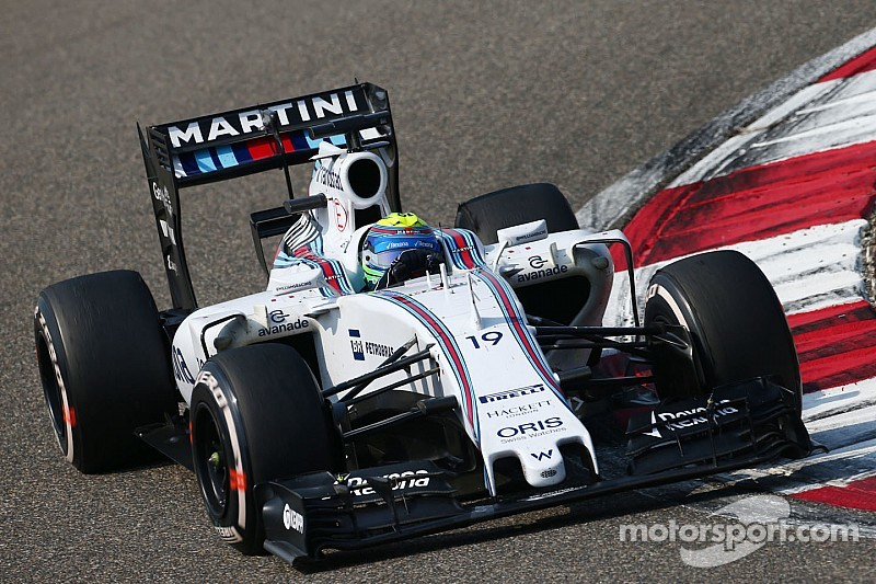 Massa thinks he is driving at his best
