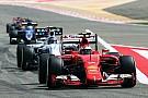 Räikkönen réprimandé par les commissaires à Bahreïn