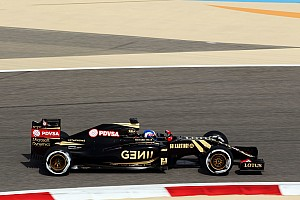 Formula 1 Practice report Jolyon impresses with strong Free Practice performance in Bahrain