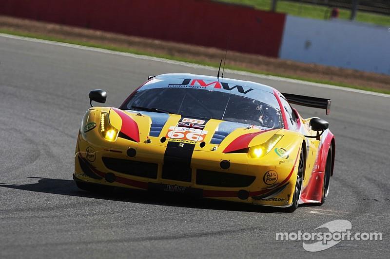 Tordoff targeting future Le Mans drive