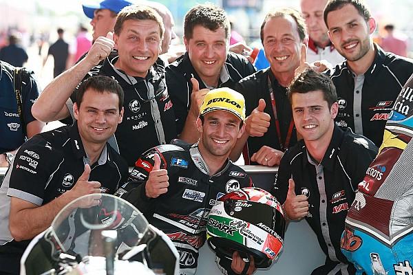 Johann Zarco remporte sa première victoire en Moto2 en Argentine