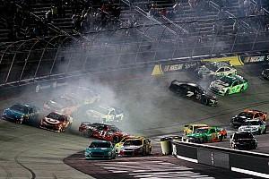 NASCAR Cup Race report Busch battles adversity at Bristol