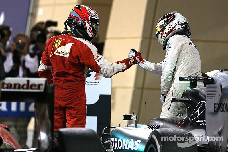 Stats - 78e podium pour Räikkönen, 36e victoire pour Hamilton
