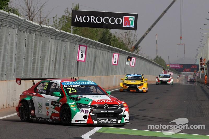 Raft of penalties announced in second Marrakech race