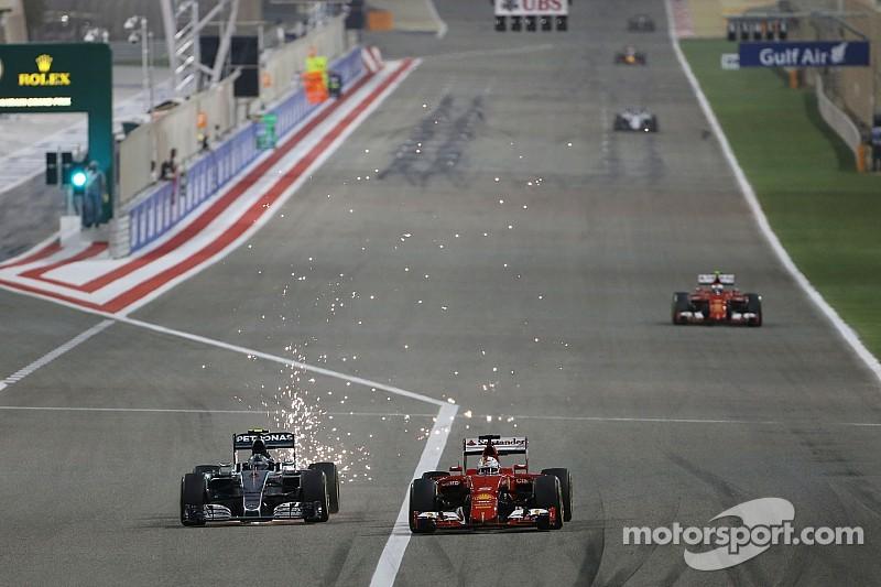 Wolff - Le retour de Ferrari est bon pour tout le monde