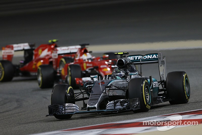 The season is still very long - Rosberg