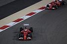 Vettel, impresionado con nivel de Ferrari