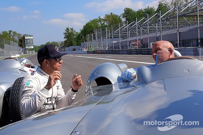 Хэмилтон: Мое сердце принадлежит Mercedes