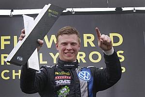 World Rallycross Commentaire Portrait - Johann Kristoffersson, bon sang ne saurait mentir