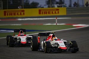 F1 Noticias de última hora Merhi señala que hay diferencias en su coche respecto a Stevens