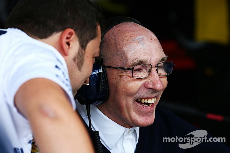 "Frank Williams ""will never retire"" from F1 job"