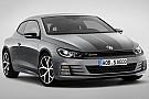 La Volkswagen Scirocco prend du souffle en version GTS
