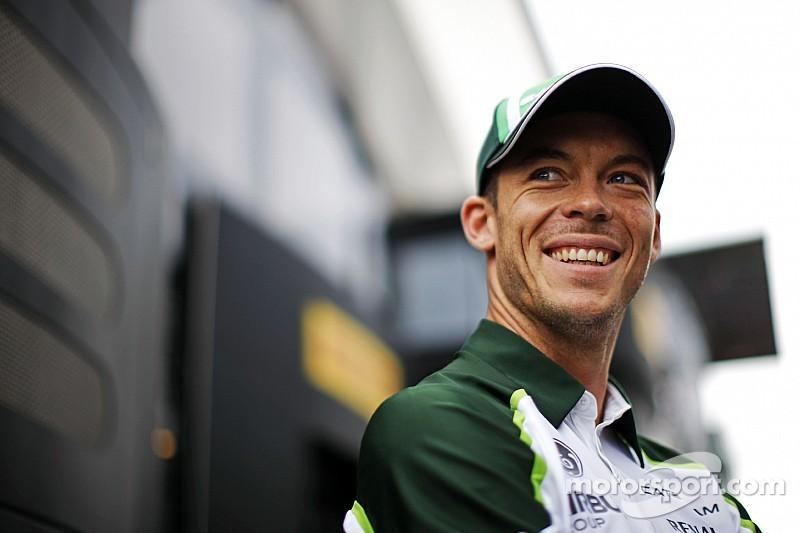 Lotterer deja la puerta abierta para un regreso a F1