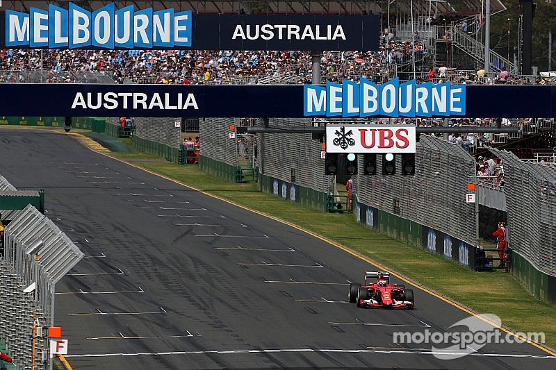 "Australian GP has ""no doubts"" over season-opener status"