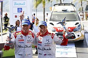 WRC Actualités Kris Meeke avait promis de se ressaisir en Argentine...