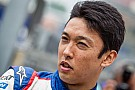 Nakajima escapes big crash at Spa