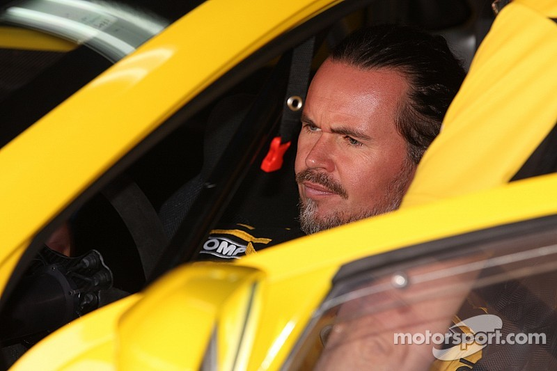 Thompson uncomfortable with Nordschleife WTCC event