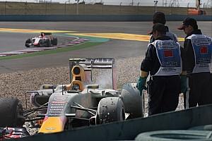 Formule 1 Actualités Quotas moteur - Un mauvais