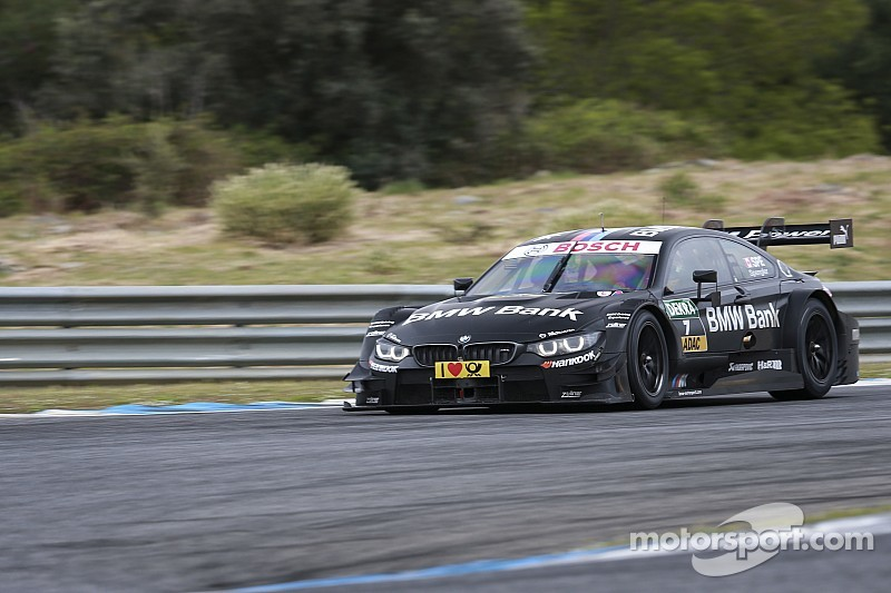 Spengler enthusiastic about two-race DTM weekends
