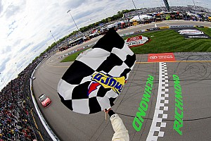 NASCAR Cup Analysis Just what the doctor ordered