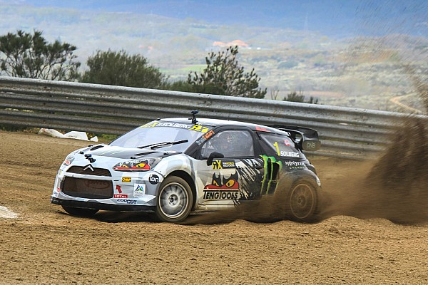 Solberg leads World RX at Hockenheim after four heats