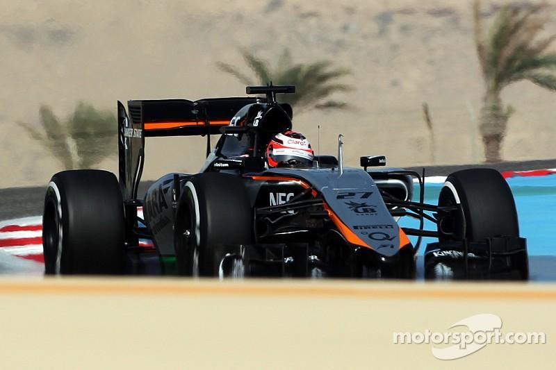 """Force India a """"limité les dégâts"""" lors des quatre premiers GP"""