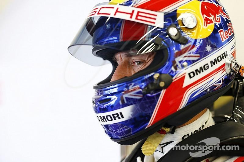 """Webber: Porsche no puede permitirse el lujo de """"problemas"""""""