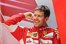 Schumacher first told Ferrari to take Vettel