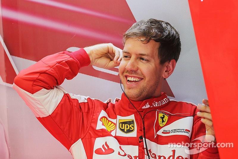 Schumacher first told Ferrari to take Vettel