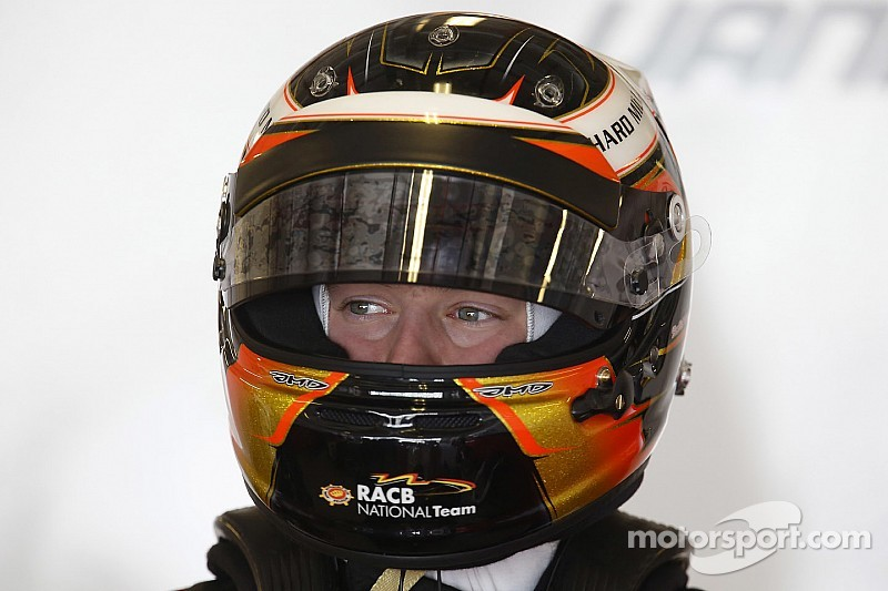Vandoorne dominó la práctica de GP2 en Barcelona