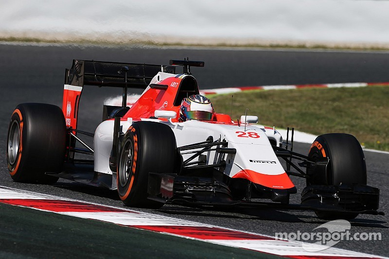 Manor says no point in testing at Barcelona