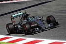 Encouraging start for Mercedes on opening day at the Circuit de Barcelona-Catalunya