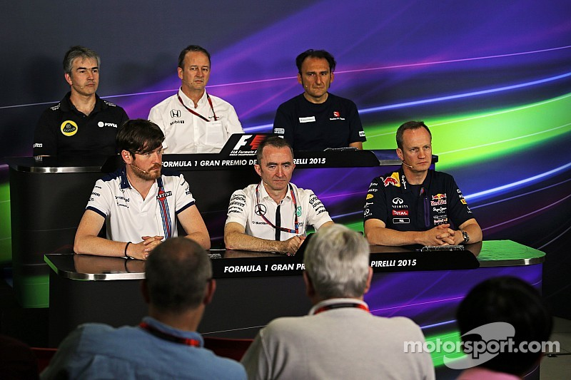 Spanish GP: Friday press conference