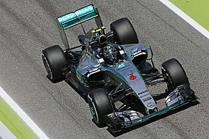 Formula 1 Results Spanish Grand Prix FP3 results: Nico Rosberg fights back