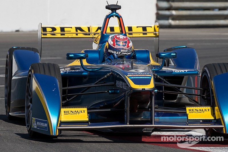 Course - e.Dams Renault fait résonner la Marseillaise à Monaco!