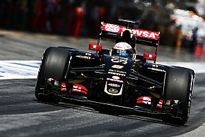 Formula 1 Qualifying report For the first time this year Lotus failed to break into the top ten on the grid