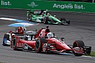 Despite podium result, Rahal and Montoya upset with lap traffic