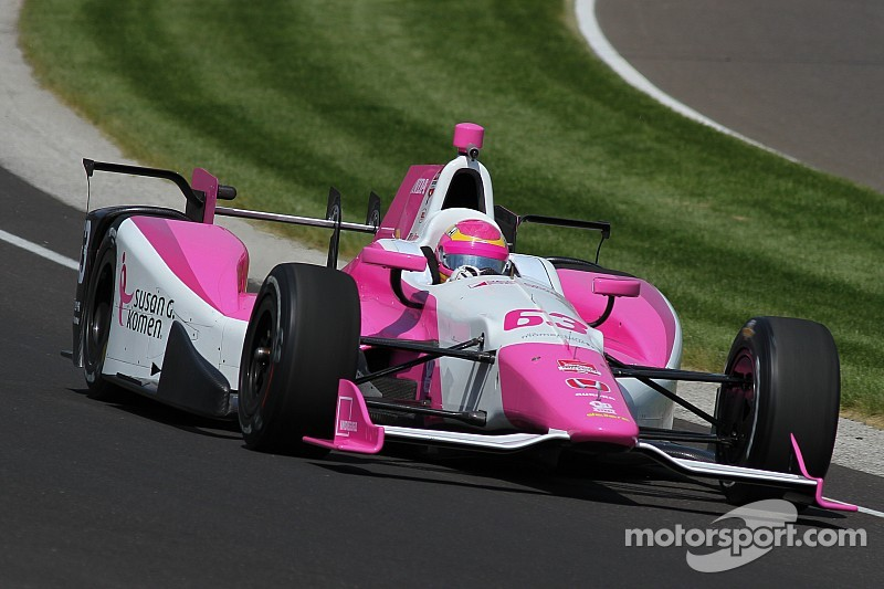 Allen Miller gets new responsibilities within HPD, talks IndyCar aero kits