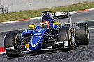 В Sauber сократили тестовую программу из-за аварии
