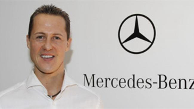 F1: Schumacher è pilota Mercedes GP!