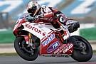WSBK 2010, Portimao Test: Ducati ok ma...