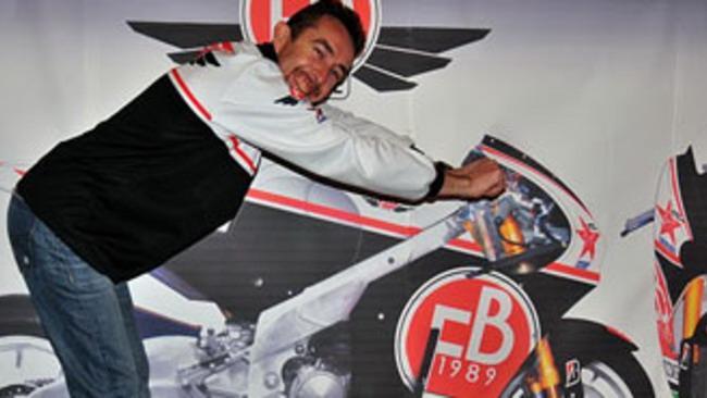 MotoGP 2010: Garry McCoy in sella alla FB Corse