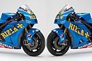 MotoGP 2010: presentata la Suzuki GSV-R