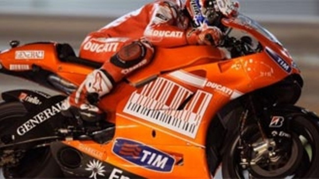 Moto GP 2010, Qatar, FP2: ancora Stoner