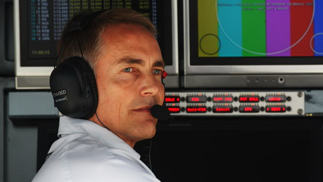 Whitmarsh diventa Vice Presidente del McLaren Group