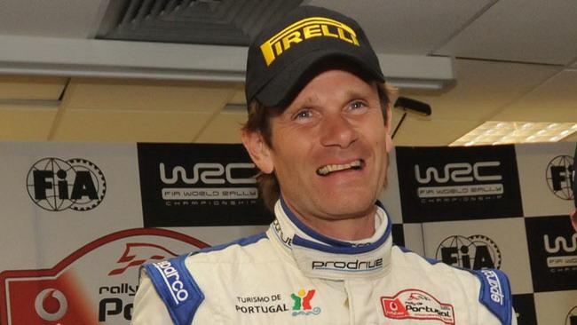 Gronholm non farà il Rally del Portogallo