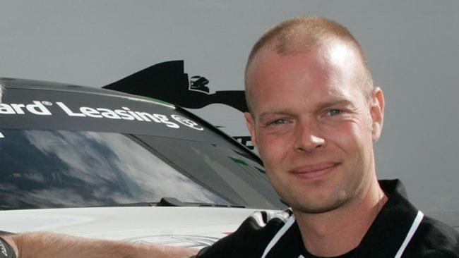 Magnussen ha provato la Chevy di Hendrick