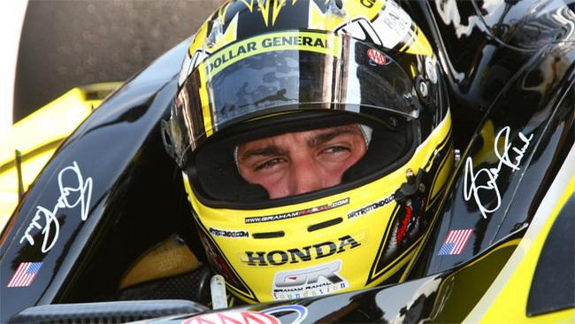 Graham Rahal torna a Indianapolis col team di famiglia