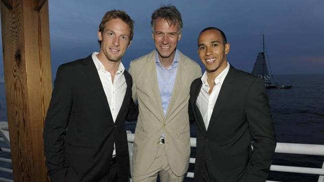 Hugo Boss-McLaren: sponsorizzazione record